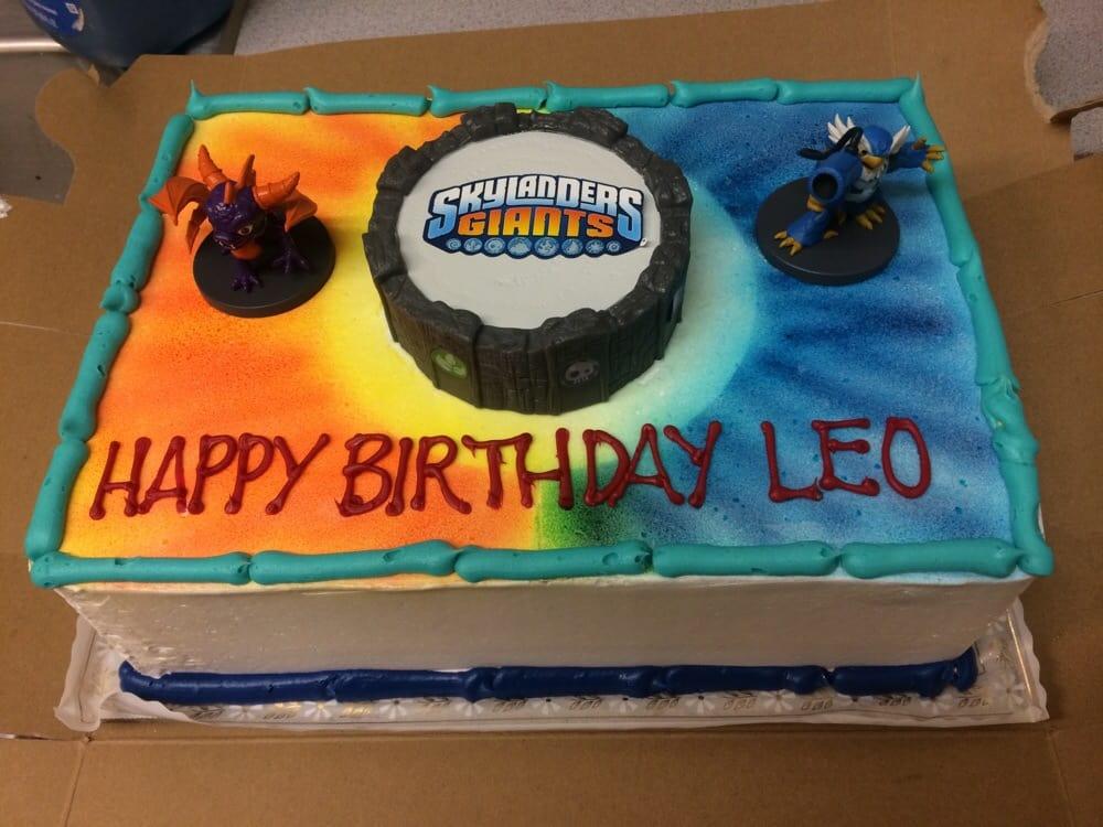 Custom Birthday Cakes Tucson Az