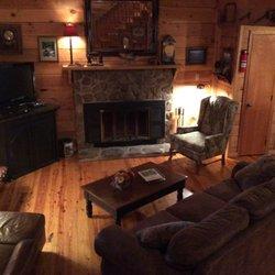 Merveilleux Photo Of Fernwood Cabins   Maryville, TN, United States. Fernwood Living  Room/