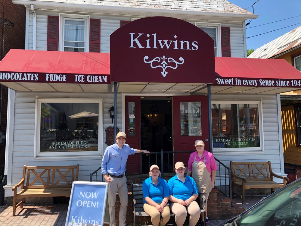 Kilwins Chocolates: 37 Steinwehr Ave, Gettysburg, PA