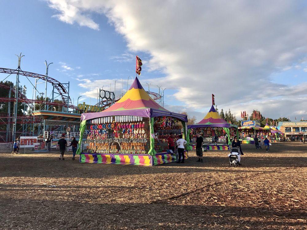 Whittier Narrows Regional Park Carnival: 1600 Rosemead Blvd, South El Monte, CA