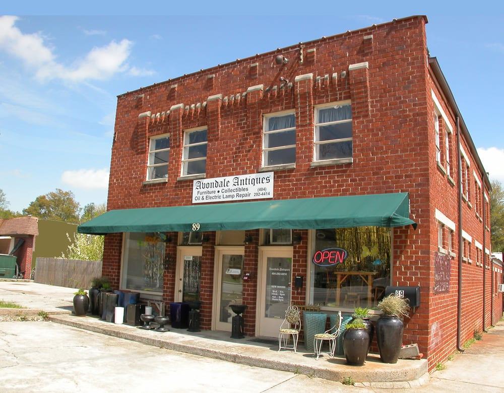 Avondale Antiques Closed Antiques 89 N Clarendon Ave