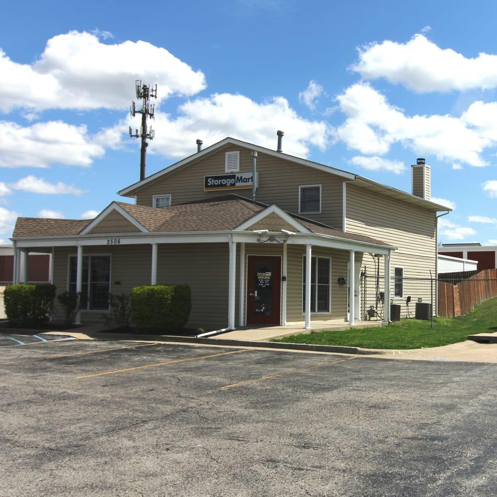 StorageMart: 2506 W Worley St, Columbia, MO