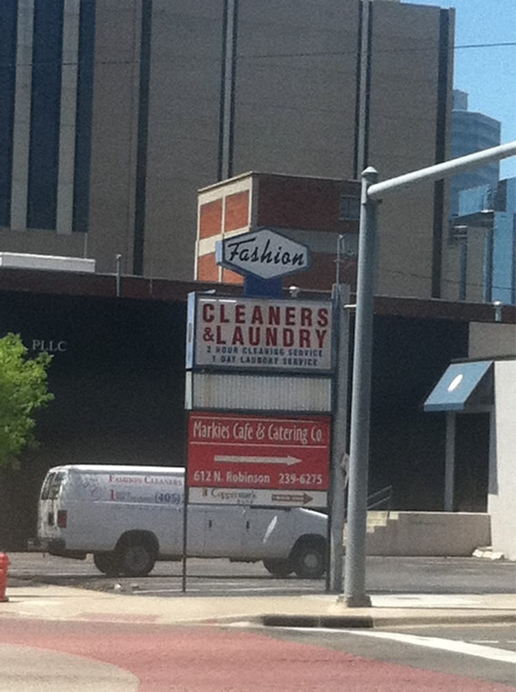 Fashion Cleaners Laundry