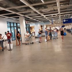 Photo Of IKEA   Burbank, CA, United States. Half Of The Express Return ...