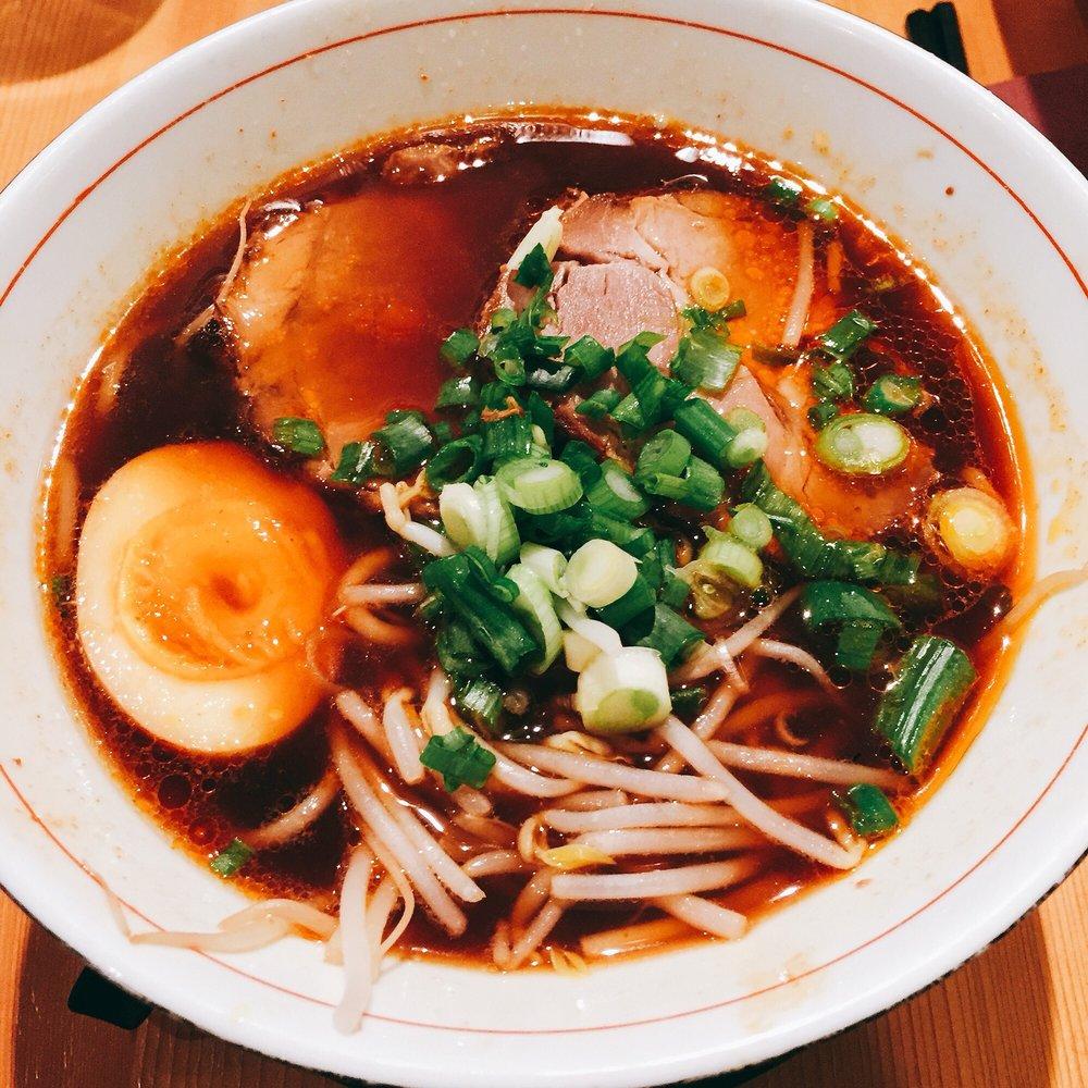 Food from Kippo Ramen