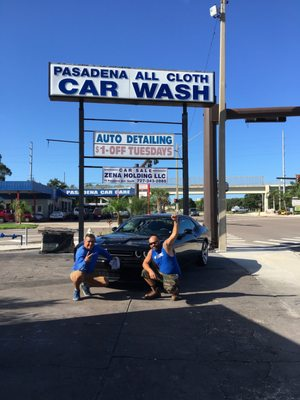 Pasadena car wash auto detailing 76 pasadena ave s saint pasadena car wash auto detailing 76 pasadena ave s saint petersburg fl car washes mapquest solutioingenieria Gallery