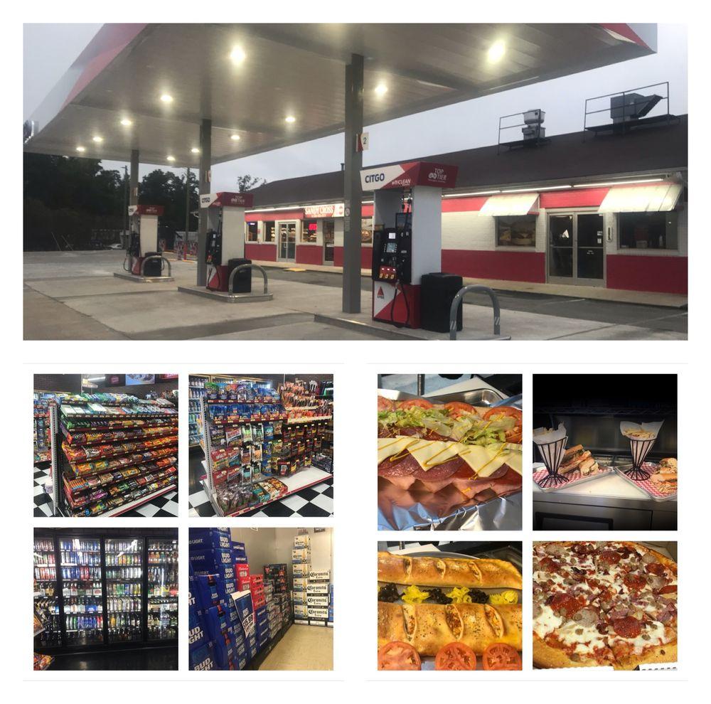 Sandy Cross Citgo: 2073 N NC49 Hwy, Burlington, NC
