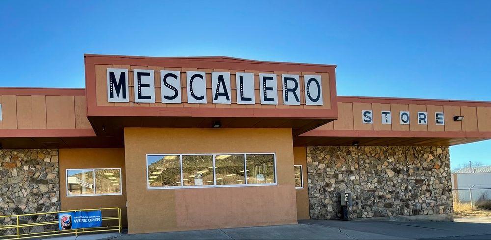 Mescalero Apache Tribal Store: 190 Chiricahua Plz, Mescalero, NM