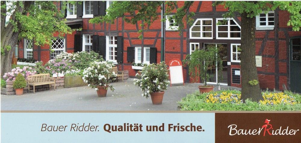 bauer ridder bauern wochenmarkt rodenseelstr 181a essen nordrhein westfalen. Black Bedroom Furniture Sets. Home Design Ideas