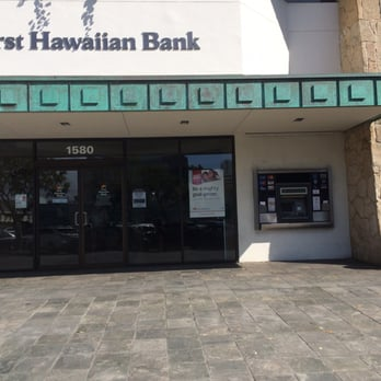 first hawaiian bank kahala branch hours