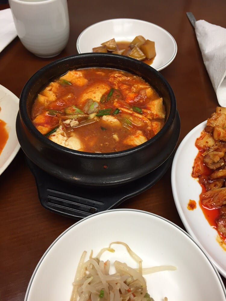 Korean Bbq Kitchener Menu