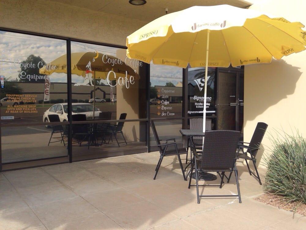 Coyote Coffee Cafe Az