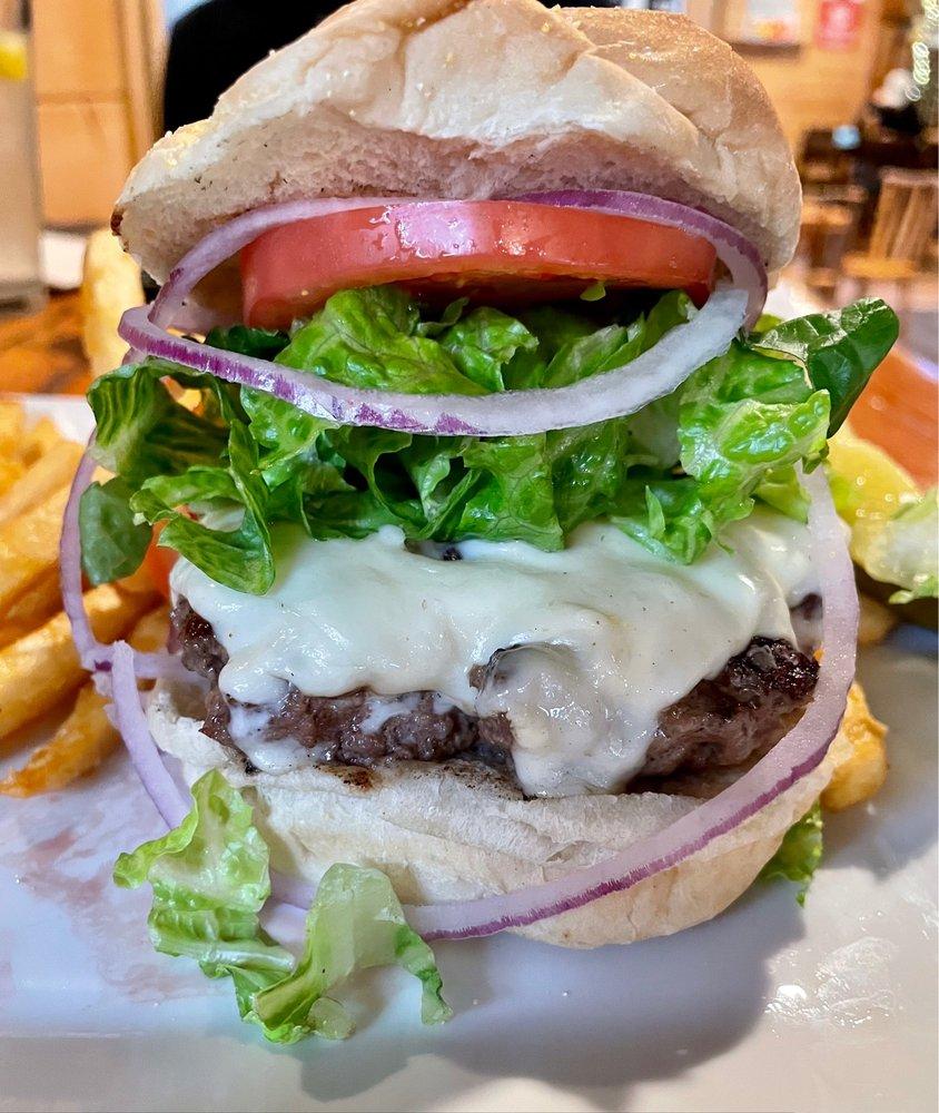 Alamo Bar & Grill: 8773 S Main St, Poland, NY