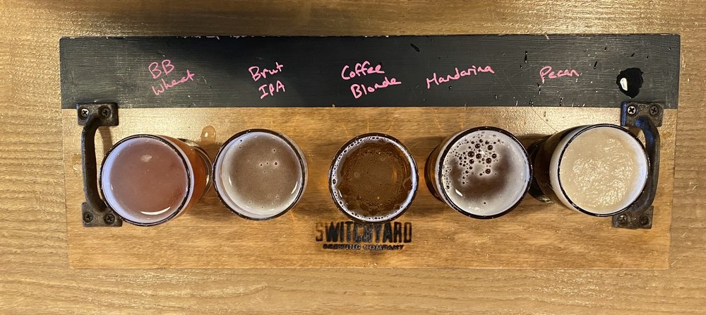 Switchyard Brewing Company: 419 N Walnut St, Bloomington, IN