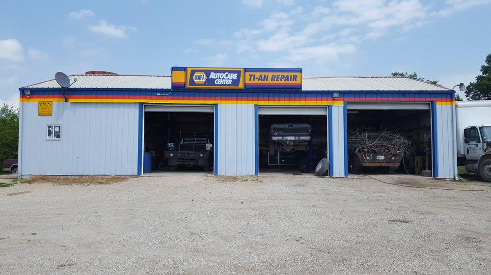 Ti-An Repair: 32025 SE Outer Rd, Harrisonville, MO