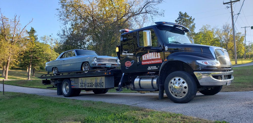 Kendall's Towing and Recovery: 6536 Route D, Russellville, MO