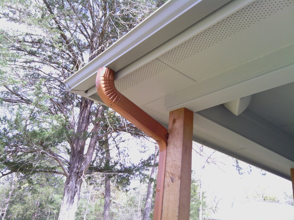 Mix Amp Match Gutter And Downspout Colors Yelp