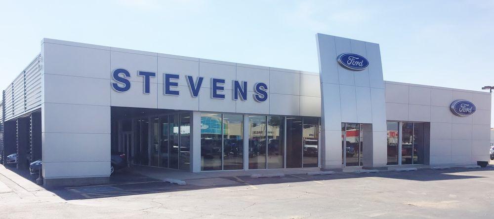Stevens Ford: 3101 W Owen K Garriott Rd, Enid, OK
