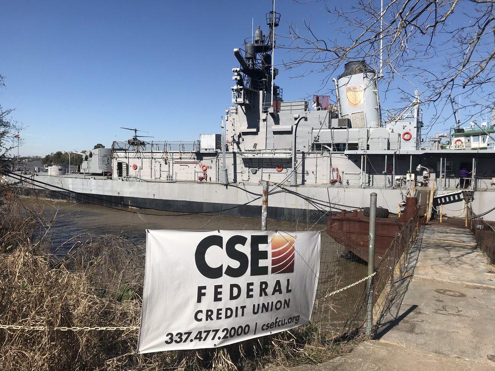 Social Spots from USS Orleck Naval Museum