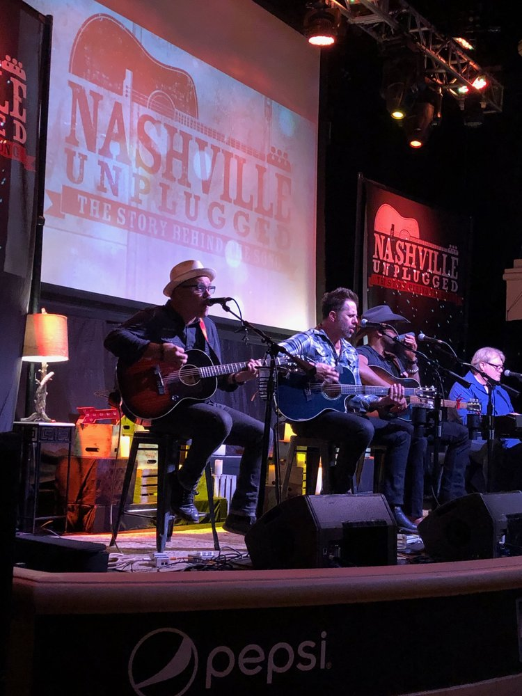 Nashville Unplugged Live