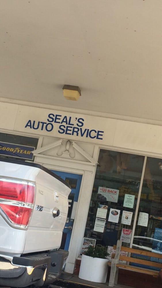 SEAL's AUTO SERVICE: 936 Cleveland St, Franklinton, LA