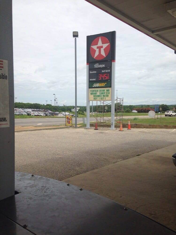 Shop N Fill #20: 2690 Lay Dam Rd, Clanton, AL