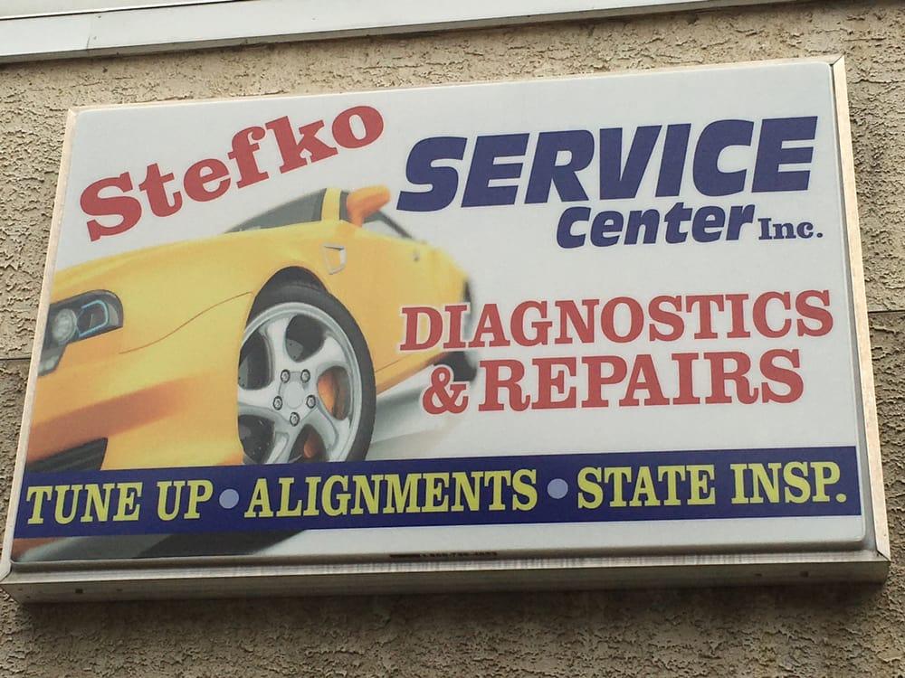 Stefko Service Center: 1115 Stefko Blvd, Bethlehem, PA