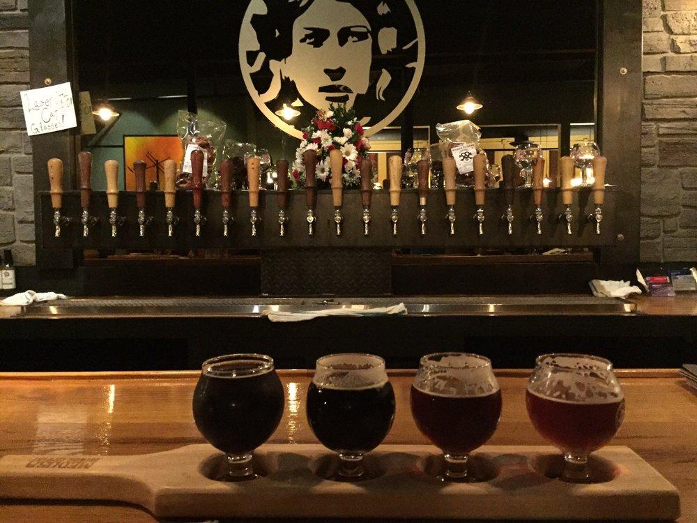 Medusa Brewing Company: 111 Main St, Hudson, MA