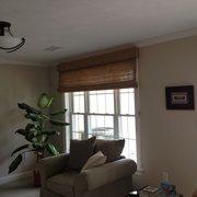 Custom Headboard Designed Photo Of Home Decor Group   Peabody, MA, United  States. Woven Woods Shade
