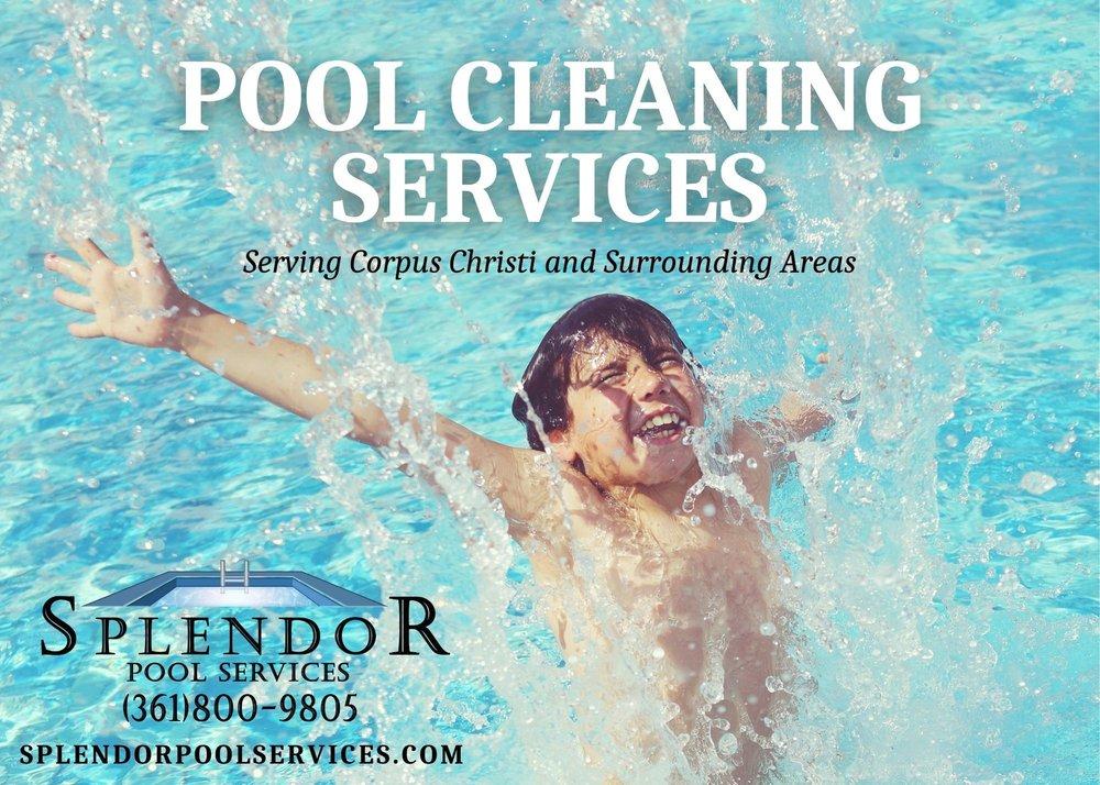 Splendor Pool Services: 2241 Ibis St, Corpus Christi, TX
