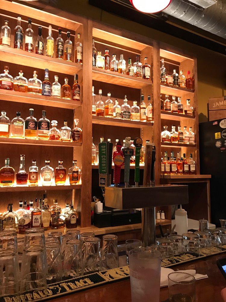 Whiskey Bar Kitchen: 1048 Broad St, Augusta, GA