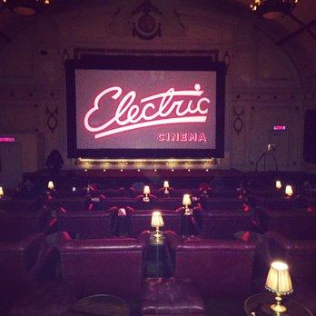 Photo of Electric Cinema - London, United Kingdom. Beautiful!