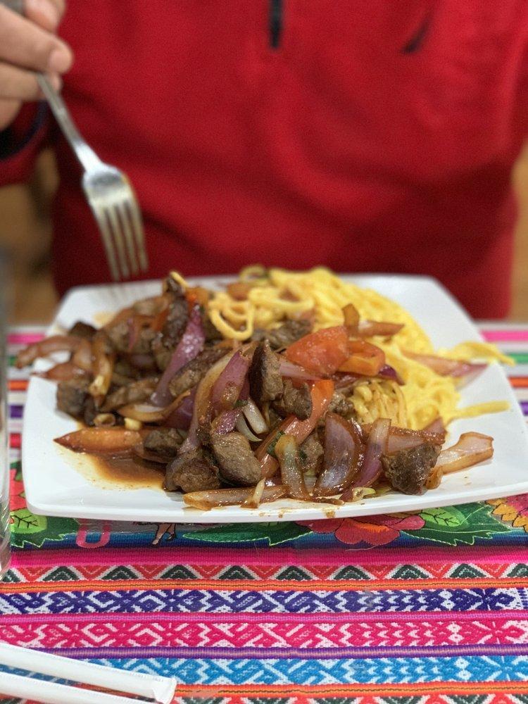 Cuzco Cuisine Peruvian Restaurant: 9220 Skillman St, Dallas, TX