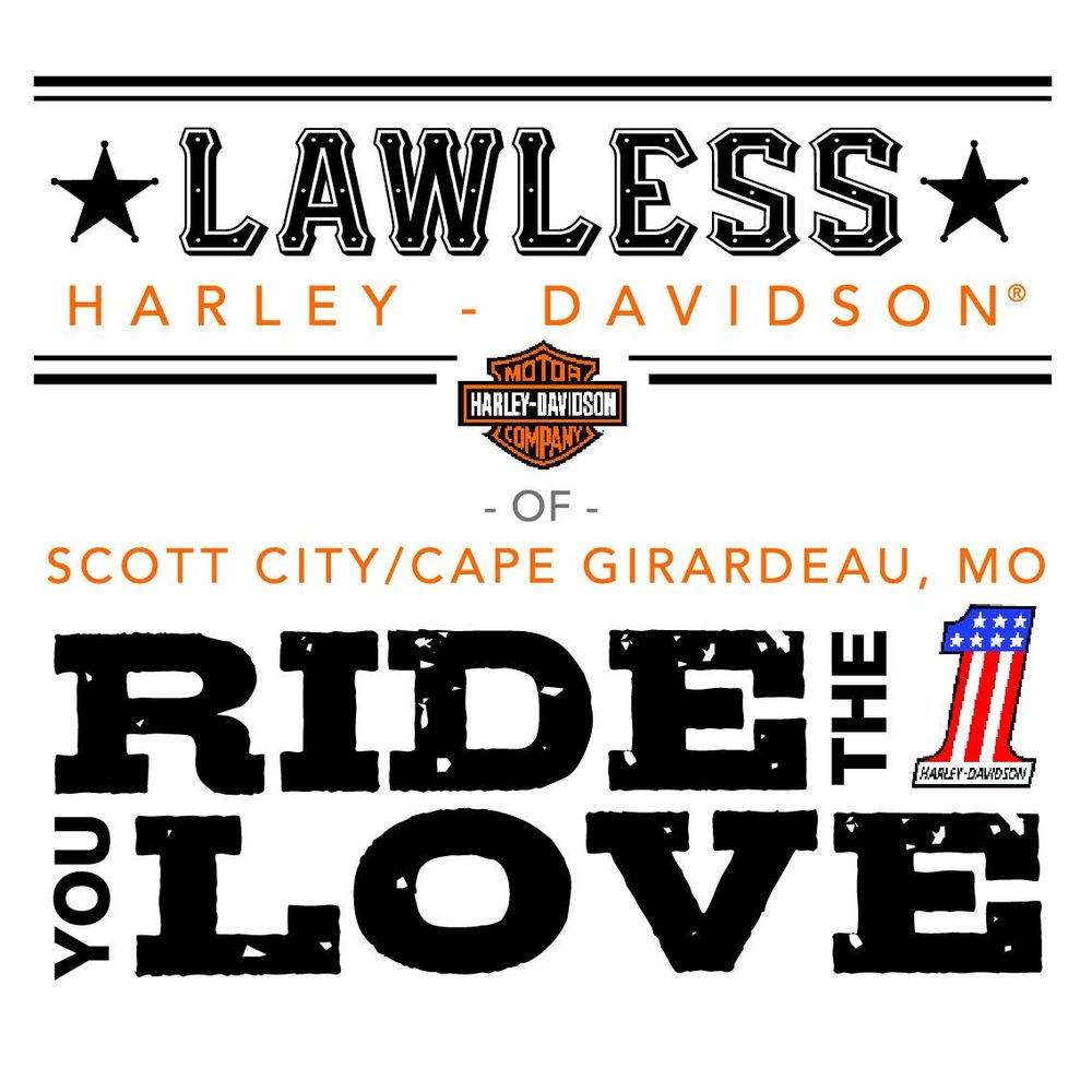 Lawless Harley Davidson of Scott City: 2100 E Outer Rd, Scott City, MO