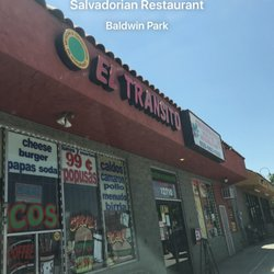 Photo Of El Transito Mexican An Salvadorian Restaurant Baldwin Park Ca United States