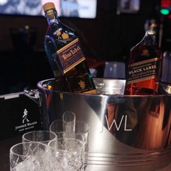Johnnie Walker Lounge