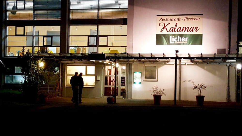 Restaurante Kalamar Rodheim Bieber Biebertal Impressionen Okt