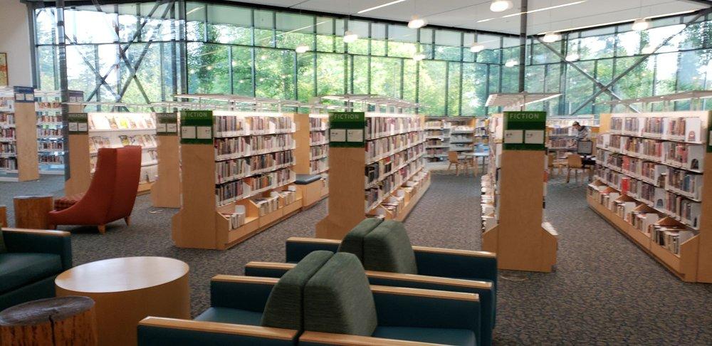 Fairwood Library: 17009 140th Ave SE, Renton, WA