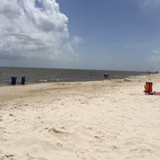 Photo Of Bay St Louis Beach Ms United States