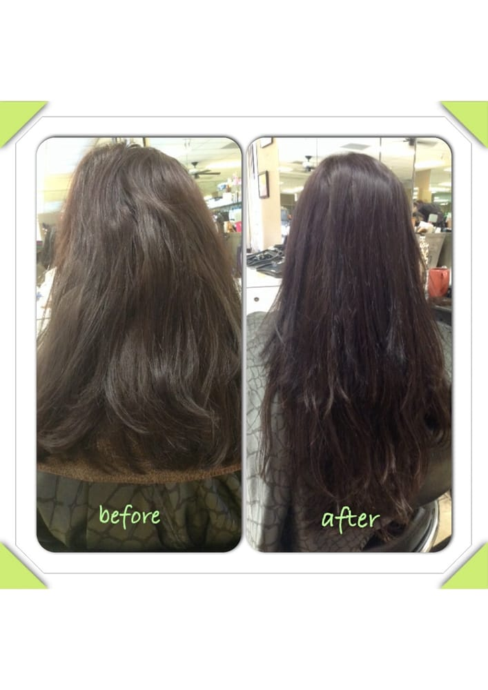 Hot Head Extensions Before And After Yelp