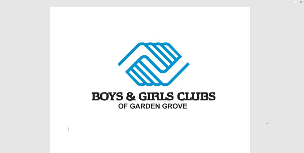 Boys Girls Club Of Garden Grove B Rnehaver 10540 Chapman Ave Garden Grove Ca Usa