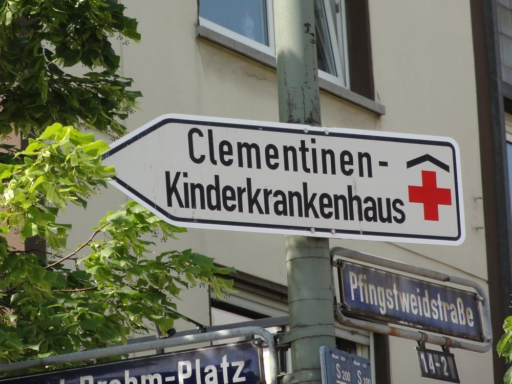 Clementine Hospital Frankfurt