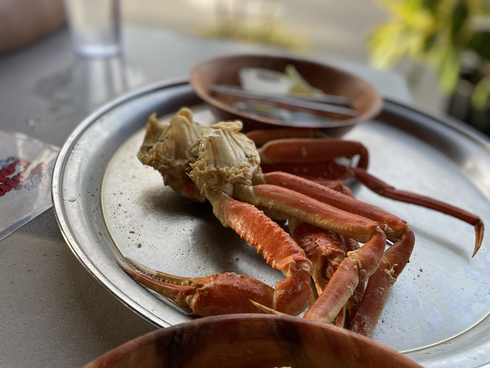 Jazzy's Mainely Lobster and Seafood: 210 N Orlando Ave, Cocoa Beach, FL