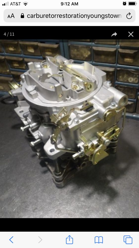 Woodruff Carburetor Specialties: 4073 Riblett Rd, Youngstown, OH