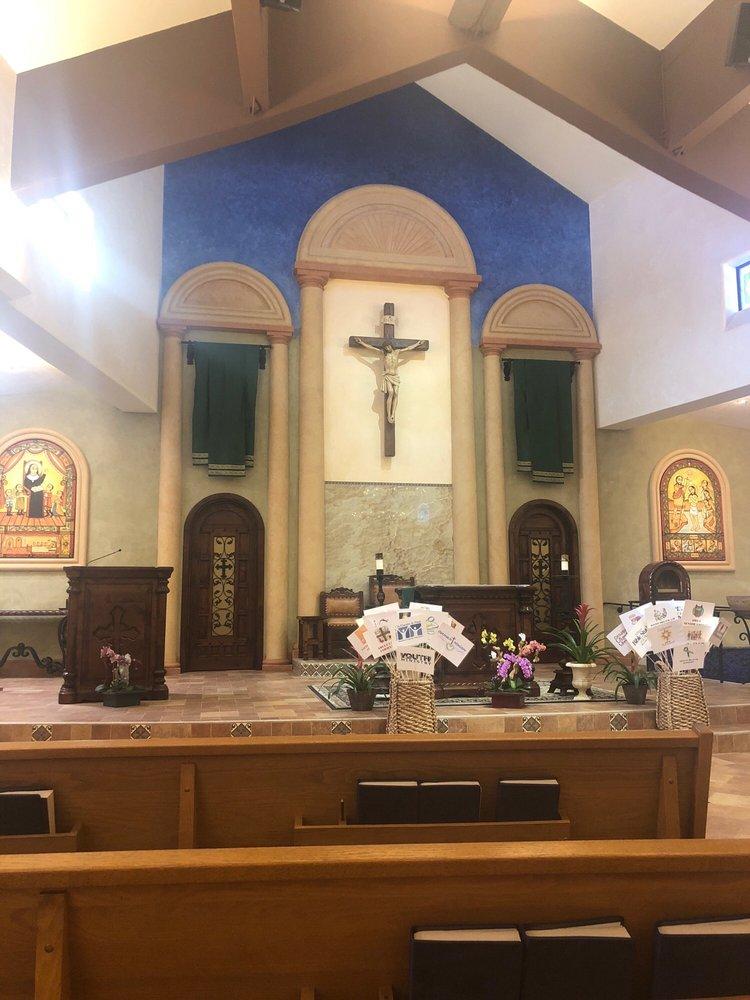 St Julie Billiart Church: 2475 Borchard Rd, Newbury Park, CA