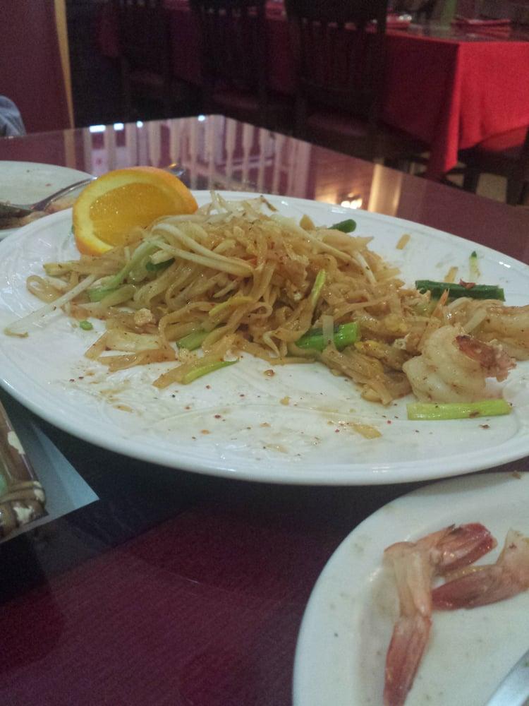 Chadar Thai Restaurant Menu Richmond Va