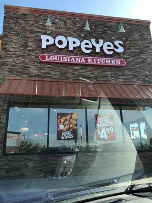 Popeyes Louisiana Kitchen 2203 W Camelback Rd Phoenix Az