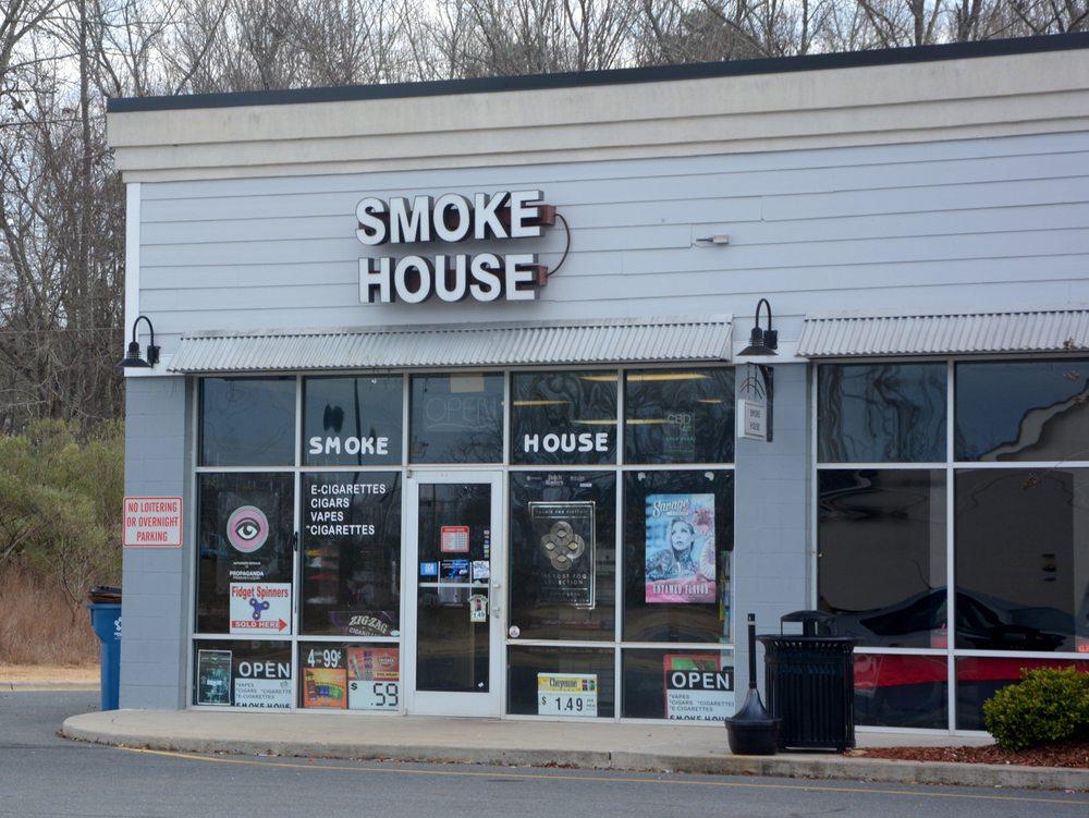 Smoke House Vapes: 151 Montgomery Crossing, Biscoe, NC
