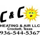 C & C Heating & Air: 1023 S 4th St, Crockett, TX