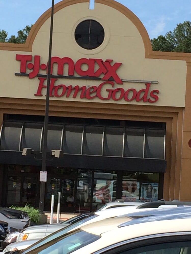T J Maxx Department Stores 4101 Roswell Rd Marietta GA